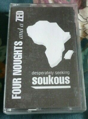 Four Noughts & A Zed (Fnaaz) – Rare, Private, Cassette-Only Release