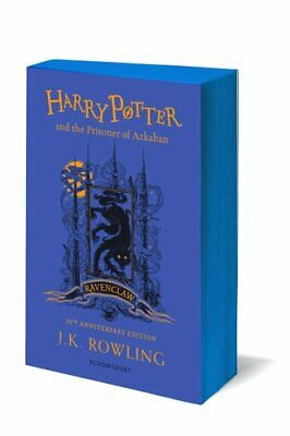 Harry Potter and the Prisoner of Azkaban - Ravenclaw Edition 9781526606198
