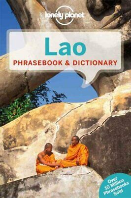Lonely Planet Lao Phrasebook & Dictionary by Lonely Planet 9781741793369