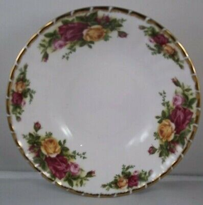 Vintage Royal Albert Old Country Roses. Soup Bowl. 1962