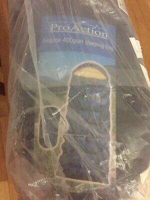 ProAction 400gsm Sleeping Bag NEW