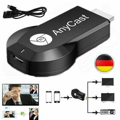 1080P Wireless WiFi Display TV Stick Dongle Empfänger AnyCast Miracast HDMI DLNA