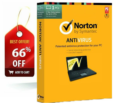 NORTON SECURITY STANDARD 3 0 2019 Download - 1 Device