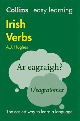 Collins Easy Learning Irish Verbs Trusted Support for Learning 9780008207090