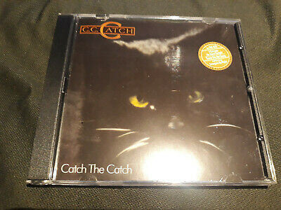 C.C. Catch ‎– Catch The Catch CD