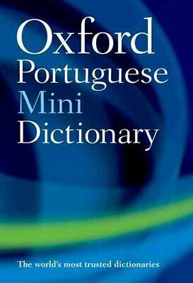 Oxford Portuguese Mini Dictionary by Oxford Dictionaries (Paperback, 2012)