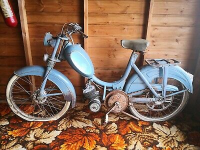 Peugeot BB Moped, Spares, Shop Display, Vintage, Retro,Steampunk,Barista,barbour