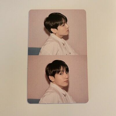 Official BTS Jungkook Map Of The Soul Persona ver. 1 Photocard