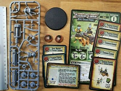 TAKOBAKE RIFLEMAN MINIATURE.//SHADOWS BRIMSTONE FORBIDDEN FORTRESS G244