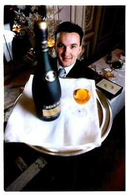 Head waiter of the year, Didier Broquerault - Vintage photo
