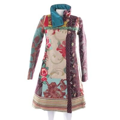 the latest 6a08b 9e8ec DESIGUAL CAPPOTTO TGL 36 Es 38 Multicolore Cappotto da Donna ...