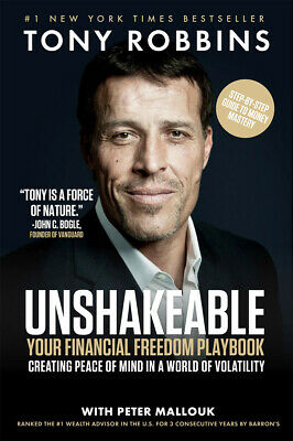 Unshakeable: Your Financial Freedom Playbook-MP3 audio audiobook format