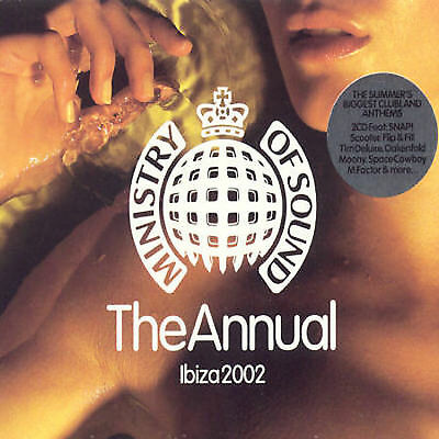 VARIOUS ARTISTS, Ministry of Sound: The Annual Ibiza 2002, Very Good Import