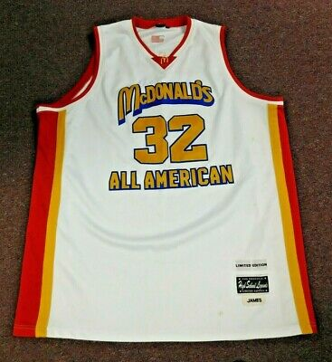 promo code 77965 408e6 LEBRON JAMES HIGH school jersey - $70.00 | PicClick