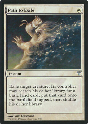 MTG Magic the Gathering Modern Event Deck Path to Exile 'NM NEAR MINT Condition!