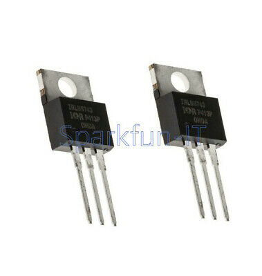 5PCS NEW IRLB8743PBF IRLB8743 Logic Level N-Channel MOSFET HEXFET TO-220 MOS IC