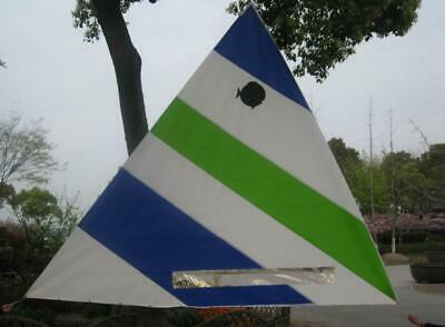 SUNFISH SAILBOAT COMPLETE Rudder Assembly - $325 00 | PicClick