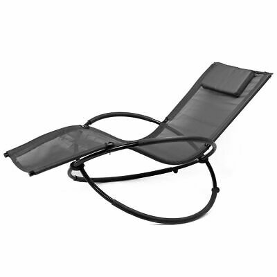 Super Folding Orbit Zero Gravity Chair Patio Garden Lounger Ocoug Best Dining Table And Chair Ideas Images Ocougorg