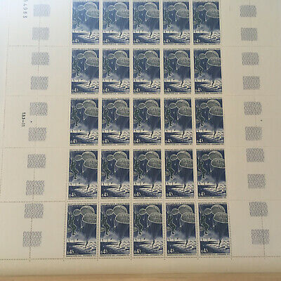 Timbres/stamp France Feuille complète Sheet du N° 1603 x 25 Neuf ** Luxe MNH