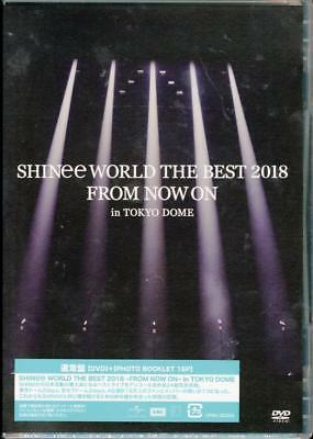 Shinee-Shinee World The Best 2018 de Now On IN Tokyo Dome-Japan DVD M76