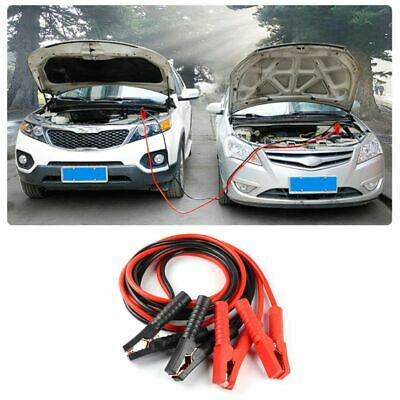 Car Heavy Duty 2000AMP 4M Car Battery Jump Leads Booster Cable Jumper Cable