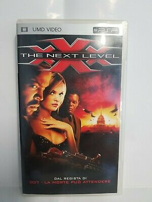 XXX THE NEXT LEVEL (2005) ICE CUBE, WILLEM DAFOE  - UMD VIDEO for PSP