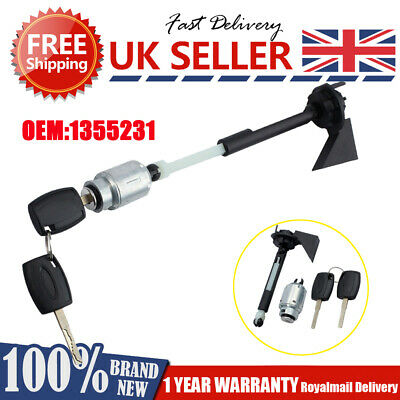 Bonnet Release Lock Latch Catch Complete for Ford Focus MK2 2004-2012 MAX
