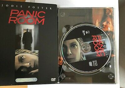 Panic Room (2002) Superbit Collection Region 1 NTSC DVD Jodie Foster Jared Leto