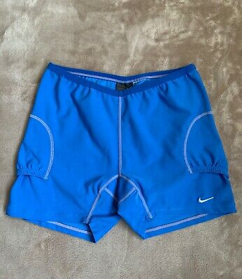 NIKE Blue Tennis Shorts. Size XS. Very Good Condition