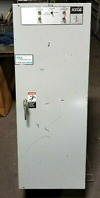 ASCO 940 SERIES 480 Volt Automatic Transfer Switch