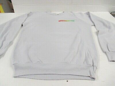 VTG 80s Third World World Tour Reggae Crew Neck Sweatshirt Made In USA Size M