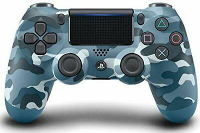 Sony PlayStation Dualshock 4 V2 Controller - Blue Camouflage (CUH-ZCT2J25)