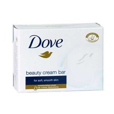 Dove Beauty Cream Bar Soap Bars Face Wash 100 G - Pack Of 1,2,4,6,12,24,48