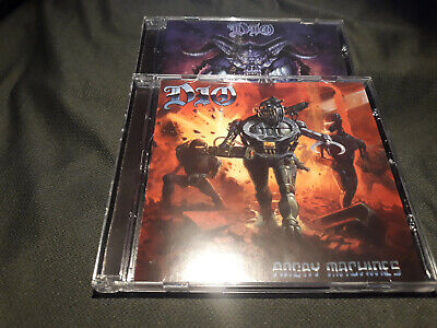 Dio - Angry Machines / Master Of The Moon 2CD-SET