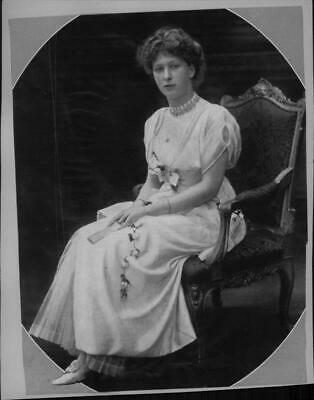 Princess Mary, daughter of King George V and Queen Mary, mother of George Lascel