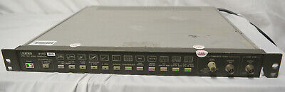 LEADER 410C RARE NTSC Video TEST Signal  Rack Generator rack