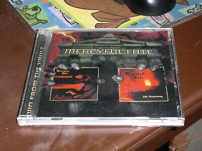 Mercyful Fate Melissa / The Beginning +1 2 CD Roadrunner In Excellent Condition