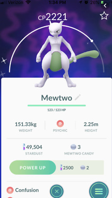 Pokemon Go Shiny Mewtwo Catch GUARANTEED!!! (Pre-Order)