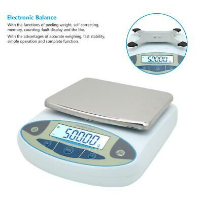 2000g 0.01g Electronic Digital Lab Scale Precision Analytical Balance Scale Set