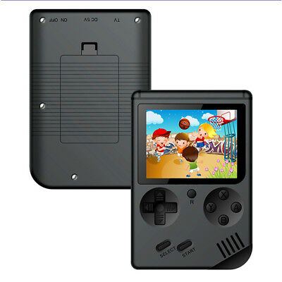 Portable Handheld Retro Video Game Consloe 8 Bit With 168 Games Retail Package