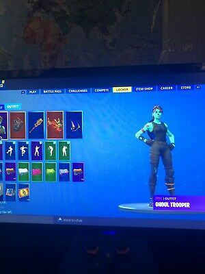 Fortnite Ghoul Trooper Account Giveaway Th Clip