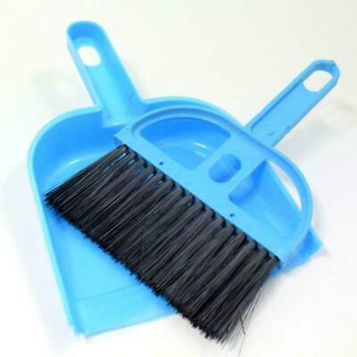 Multifunction Small Sweeper Broom and Dustpan Pet Hair Rubbish Cleaning Tool Set