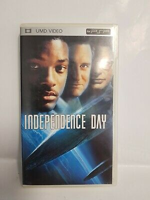 INDEPENDENCE DAY (1996) UMD VIDEO per PSP - WILL SMITH
