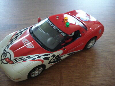 FLY CORVETTE C5 24 heures Le Mans 1999 / Safety car / scalextric
