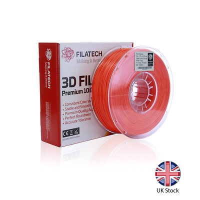3D Printer 1.75mm 1Kg PLA Filament Premium Quality - Filatech - Made in UAE