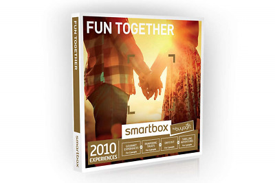 Buyagift Fun Together Gift Experiences Box - 2010 Gift Experiences - For Pamper