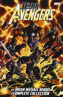 Dark Avengers By Brian Michael Bendis The Complete Collection TPB 978-1302908010