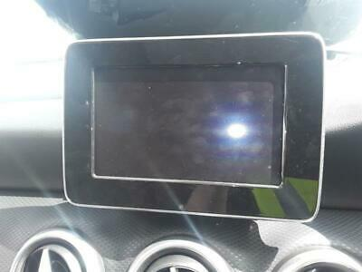 MULTIFUNCTION DISPLAY Mercedes-Benz A Class 2015 On Screen & WARRANTY - 11165359