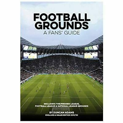 Football Grounds - A Fans' Guide England and Wales Edi - Paperback / softback N