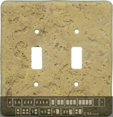 Stonique Honey Gold  Switch Plates, Wall Plates & Outlet Covers
